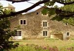 Hôtel Courlans - La Grange à Nicolas-4