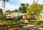 Location vacances Kampot - The Pier Phu Quoc Resort - Family Room with Sea View-2