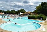 Camping avec Piscine couverte / chauffée Biscarrosse - To sur Camping Lou Broustaricq -2