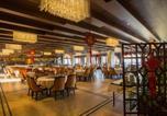 Hôtel 4 étoiles Noisy-le-Grand - Hôtel Huatian Chinagora-2