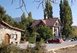 Hôtel Province de Huesca - Hotel Restaurante Santa Elena-4