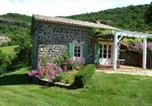 Location vacances Privas - Beautiful Holiday Home in Saint-Pons near Forest-2