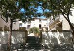 Location vacances  Hérault - Location Villa Les Jardins de la Robine 36-2