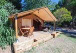 Camping avec Piscine couverte / chauffée Torreilles - Ma Prairie-2