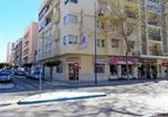 Location vacances Vélez-Málaga - Pensión Mediterraneo-1