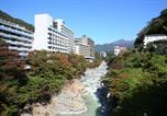 Hôtel Nikkō - Ooedo-Onsen Monogatari Hotel Kinugawa Gyoen-2