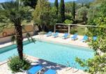 Location vacances Porri - House with 2 bedrooms in Sorbo Ocagnano with shared pool furnished garden and Wifi-1