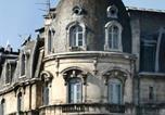 Hôtel Sauvagnon - Best Western Hôtel Continental-3