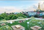 Hôtel Yangon - Merchant Art Hotel-1