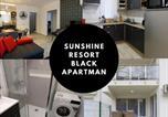 Location vacances Zamárdi - Sunshine Resort Black Apartman-1