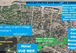 Hôtel Audembert - Hôtel Le Vivier Wissant - Centre Village - Côte d'Opale - Baie de Wissant - 2caps-2
