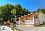 Camping Saint-Christophe-du-Ligneron - Village de gîte Dallas-4
