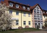 Hôtel Schleusingen - Hotel & Restaurant am Rosenhügel