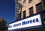 Hôtel Ciudad Juárez - De Soto Hotel-1