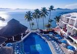 Location vacances Manzanillo - Spectacular Hadas Sunset and Ocean view-1