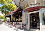 Location vacances  Ourense - Hostal La Rotonda-3