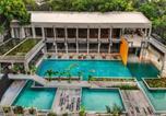 Hôtel Bacalar - Hotel Makaabá Eco-Boutique-3