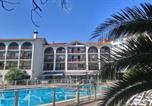 Hôtel Villefranque - Hotel Résidence Anglet Biarritz-Parme-1