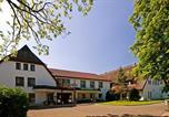 Hôtel Rostock - Ringhotel Warnemünder Hof-1