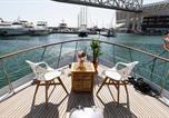 Hôtel Badalone - Charming Boat in Port Forum-2