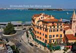 Hôtel Ville métropolitaine de Venise - Hotel Riviera Venezia Lido-4