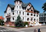Hôtel Ueckermünde - Meduza Natura Tour-1
