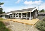 Location vacances Torup Strand - Four-Bedroom Holiday home in Fjerritslev 3-1