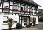 Location vacances Brilon - Ferienhaus Haus am Medebach-1