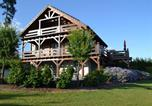 Location vacances Havelange - Cozy Chalet in Septon with Sauna and Jacuzzi-2