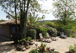 Location vacances Les Salelles - Chalet P et K-2