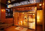Hôtel Nara - Hotel Sunroute Nara