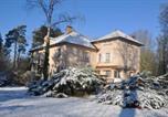 Hôtel Saint-Fargeau-Ponthierry - Domaine de Bramefaon-2