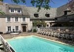 Camping Saint-Amans-des-Cots - Les Clos de Banes-1
