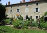 Hôtel Piégut-Pluviers - Limetree House-4
