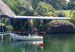 Hôtel Bocas del Toro - El Toucan Loco floating lodge-3