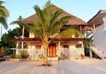 Hôtel Jambiani - Casa Paradis-2
