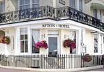 Hôtel Eastbourne - Afton Hotel-1