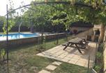 Location vacances Sainte-Mondane - La Maison du Coq, Fully-equipped Vacation Studio apartment-1