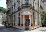 Hôtel Fontenoy-le-Château - Hôtel Restaurant d'Alsace-4