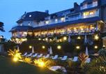 Hôtel Plufur - Hotel The Originals Ti al Lannec (ex Relais du Silence)-3