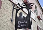 Hôtel Saint-Illiers-le-Bois - Le Coin des Artistes-4
