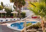 Hôtel Calella - H·Top Olympic-4