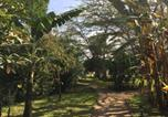 Location vacances  Tanzanie - Arusha Planet Lodge-2
