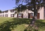 Hôtel Bagnols - Ibis Budget Villefranche-4