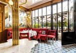 Hôtel Le Pré-Saint-Gervais - Hotel Restaurant Au Boeuf Couronné-4