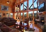 Location vacances Gatlinburg - Bear's Eye View - Four Bedroom Home-3