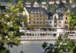 Hôtel Le château de Marksburg - Baudobriga Rheinhotel-1