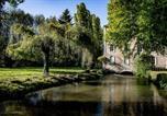 Hôtel Lanneray - Le Moulin du Pont d'Iverny-4