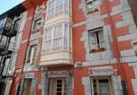 Hôtel Biscaye - Eco Hotel Mundaka-1