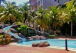 Location vacances Port Dickson - Hagia Medina Muslims Guesthouse-3